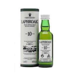 Laphroaig 10 Jahre 0,05