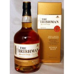 The Irishman Small Batch Irish Whisky