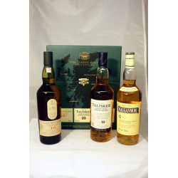 Classic Malt Selection Strong, Lagavulin 16, Cragganmore 12, Talisker 10