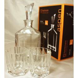 Nachtmann Whisky Set Aspen 3tlg