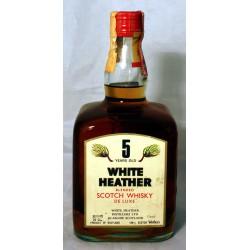 White Heather 5 Jahre Rarität aus den 60ern