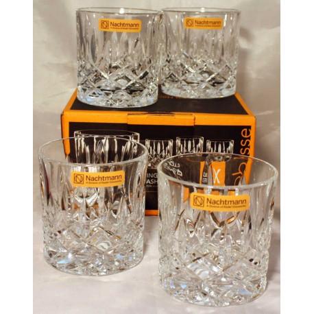 Nachtmann Whiskybecher Noblesse Single Old Fashioned 4 Stück