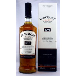 Bowmore No 1