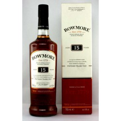 Bowmore 15 Jahre Sherry Cask Finish