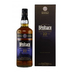 Benriach 22 Jahre Peated Second Edition