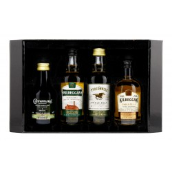 Irish Whiskey Collection 4x5cl