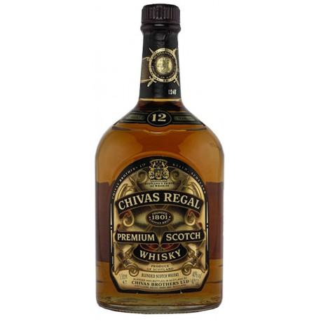 Chivas Regal 12 Jahre, 1 Liter