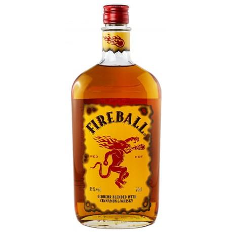 Fireball liqueur