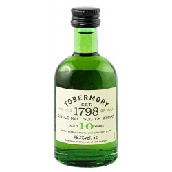 Tobermory 10 Jahre 5cl