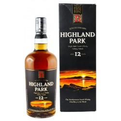 Highland Park 12 Jahre, 40% vol.