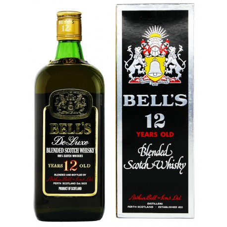 Bell's DeLuxe 12 Jahre, 0,75 Liter