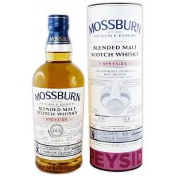 Mossburn Cask Bill No 2, Speyside