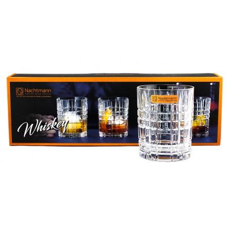 """Nachtmann Whiskey tumbler 4 Stück """"Square"""""""