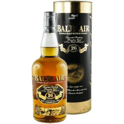 Balblair Highland Single Malt Scotch Whisky, 26 Jahre
