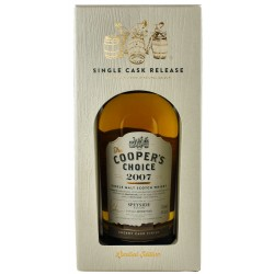 Speyside 2007, Cooper's Choice
