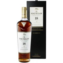 The Macallan 18 Jahre, 2018 abgefüllt, US Re-Import