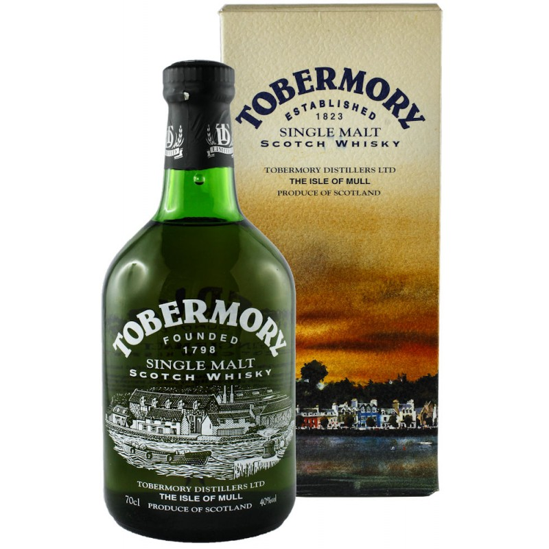 Tobermory Alte Abfüllung Best Whisky