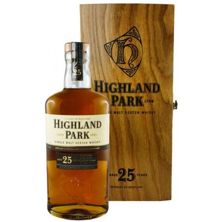 Highland Park Ice Edition 17 Jahre