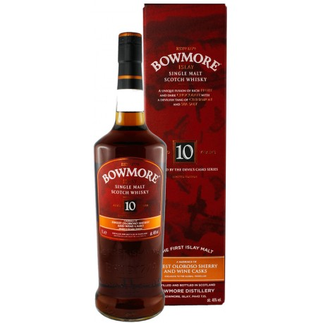 Bowmore 10 Jahre, Limited Edition