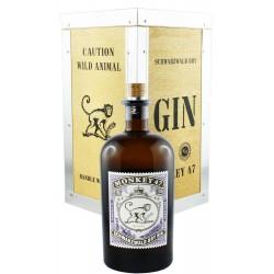 Monkey 47 Gin mit Holzbox