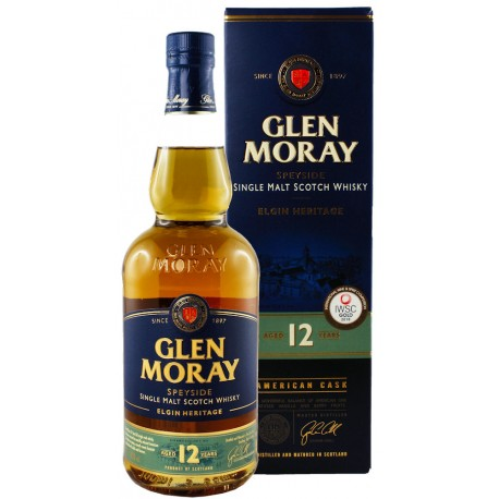 Glen Moray 12 Jahre, Elgin Heritage