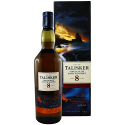 Talisker 8 Jahre Limited Release 2018