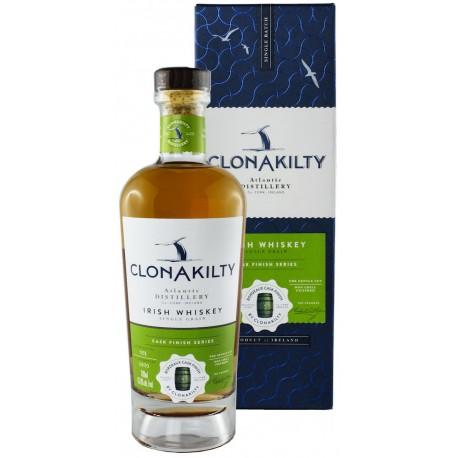 Clonakilty Bordeaux Cask Finish in Geschenkbox