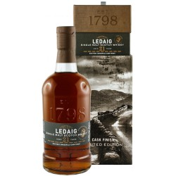 Ledaig 21 Jahre, Manzanilla Cask Finish, Limited Edition