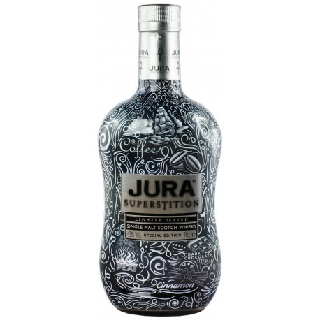 Jura Superstition Tatto Special Edition