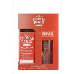 Thomas Dakin Gin mit Glas