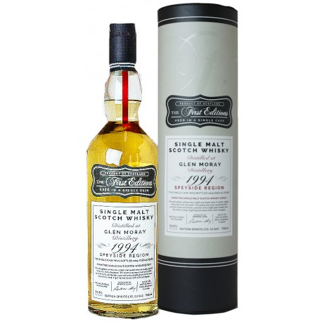 Glen Moray 1994, 25 Jahre, First Editions