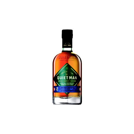 "Quiet Man 12 Jahre  ""AN FEAR GIUIN"" Sherry Cask finish"