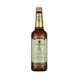 Seagram´s VO Canadian Whisky
