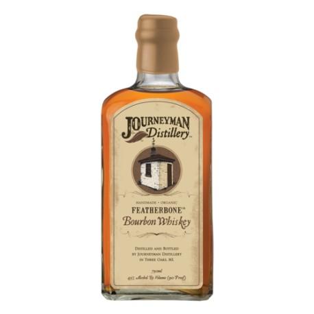 Journeyman Distillery FEATHERBONE Whiskey 0,5 l