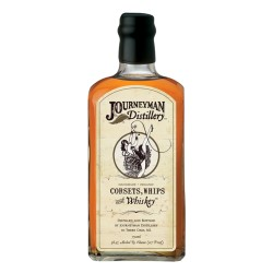 Journeyman Distillery CORSETS, WHIPS and  Whiskey 0,05 l