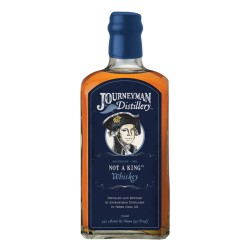 Journeyman Distillery NOT A KING Whiskey 0,5 l