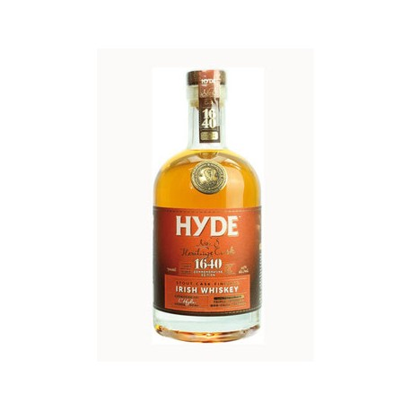 Hyde No 8 Irish Whiskey