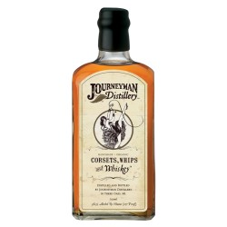 Journeyman Distillery CORSETS, WHIPS and  Whiskey 0,5 l