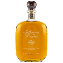 Jefferson's Kentucky Straight Bourbon Whisky