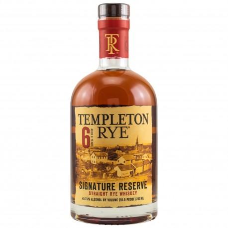Templeton Rye 6 Jahre 0,75 l