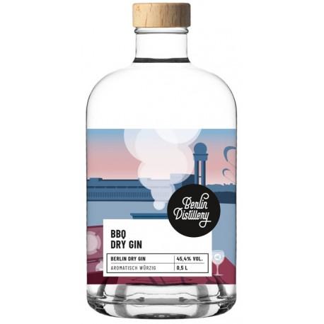 BBQ Dry Gin, Berlin Distillery