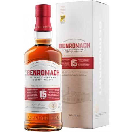 Benromach 15 Jahre