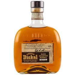 George Dickel Sour Mash Whiskey, 9 Jahre