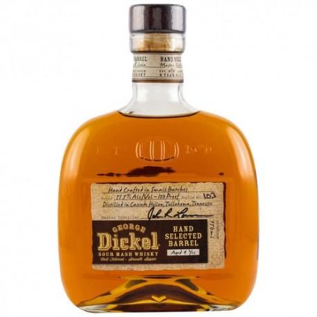 George Dickel Sour Mash Whiskey, 9 Jahre