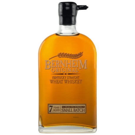 Bernheim Original Kentucky Straight Wheat Whiskey, 7 Jahre