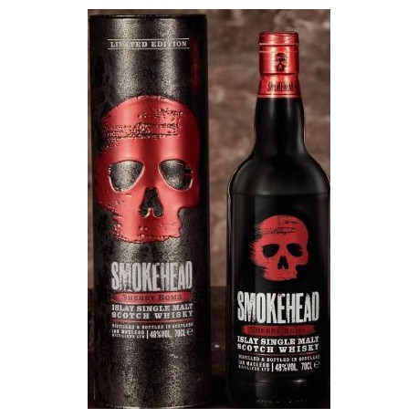 Smokehead Sherry Bomb, Limited Edition 2020 Release