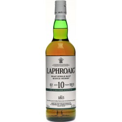 Laphroaig 10 Jahre cask strength Batch 12