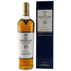 Macallan 15 Jahre, double oak