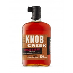 Knob Creek 9 Jahre, Single Barrel Reserve Kentucky Straight Bourbon Whiskey, 120 Proof