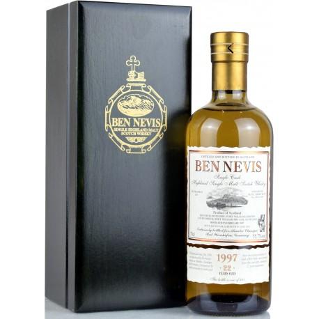 Ben Nevis 1997 - 2019, 22 Jahre, Special Distillery Bottling